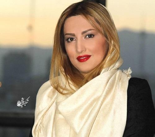 سمیرا حسینی بازیگر سریال ترور خاموش