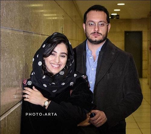 آناهیتا افشار بازیگر سریال ترور خاموش