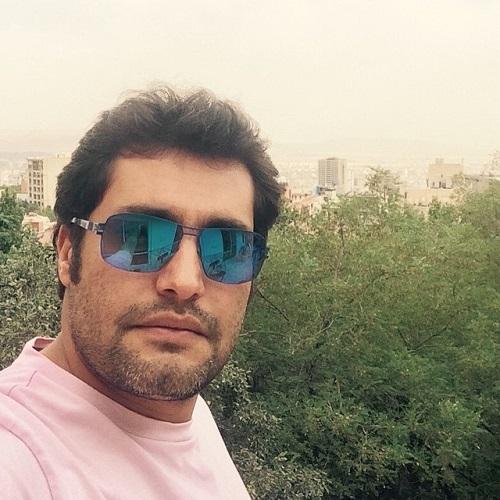 امیرمحمد زند بازیگر سریال ترور خاموش