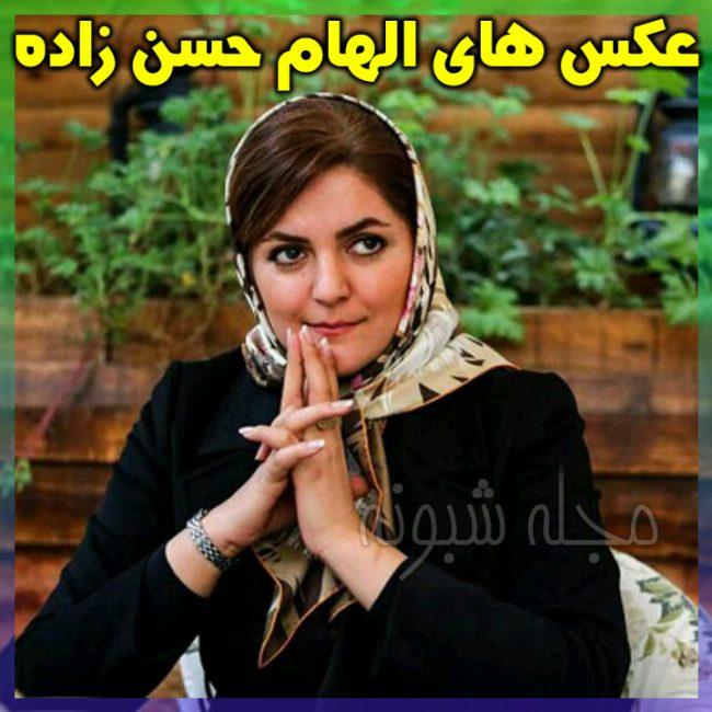 الهام حسن زاده کیست؟ | عکس های حسن زاده و همسرش در وزارت نفت