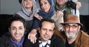 بازیگران سریال شمس العماره + تصاویر پشت صحنه