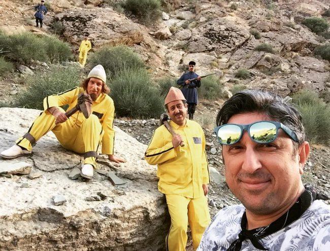 شهاب عباسی کارگردان برنامه خنده بازار