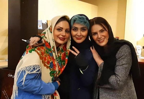 عکسهای بهناز بوستان دوست بازیگر سریال سلام آقای مدیر