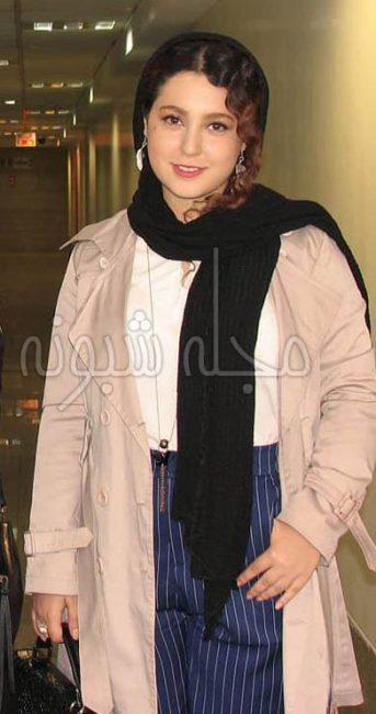 بازیگر نقش نغمه در سریال بوی باران | تصاویر مهسا هاشمی بازیگر نقش نغمه