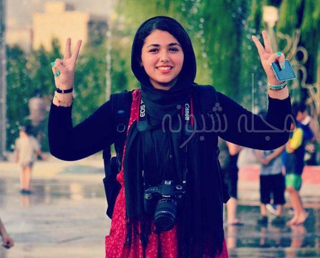 مونا اسکندري بازیگر | بیوگرافی و عکس های منا اسکندری و همسرش