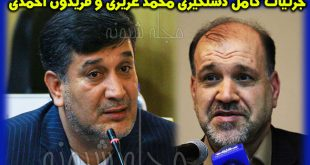 بازداشت محمد عزیزی و فریدون احمدی دو نماینده مجلس به اتهام اخلال بازار خودرو