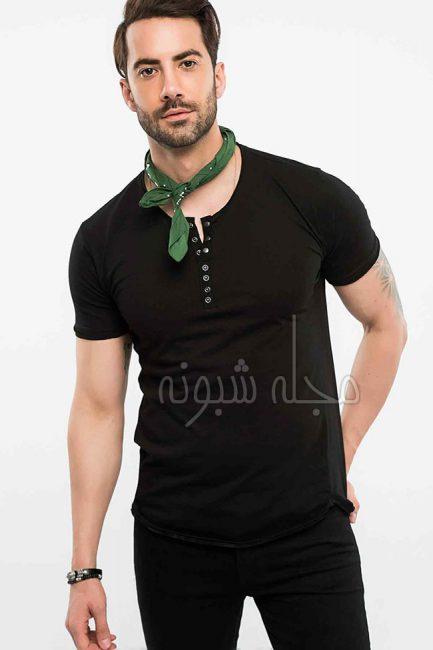 مدل های تیشرت مشکی پسرانه و مردانه مخصوص محرم