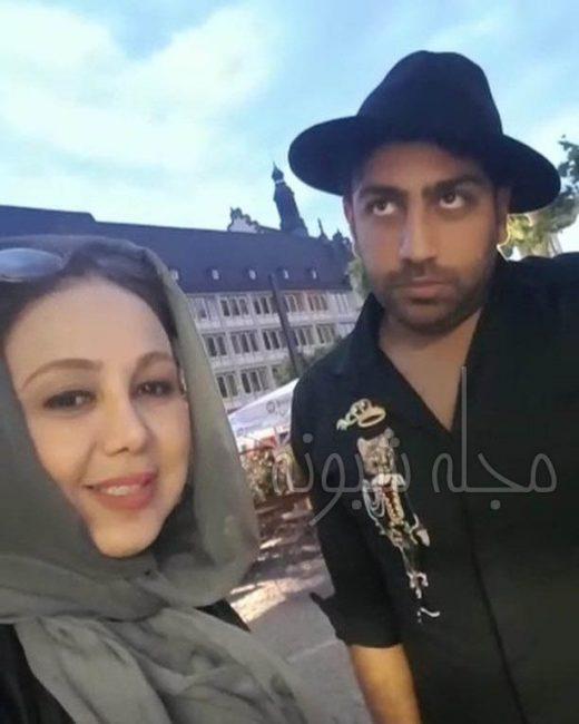 عکس سامان گوران و فرشاد احمدزاده و بهنوش بختیاری