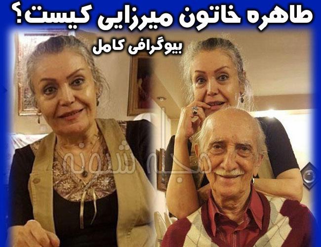 طاهره خاتون میرزایی و سهیلا غزلی و هما شاهرخی همسران داریوش اسدزاده بازیگر