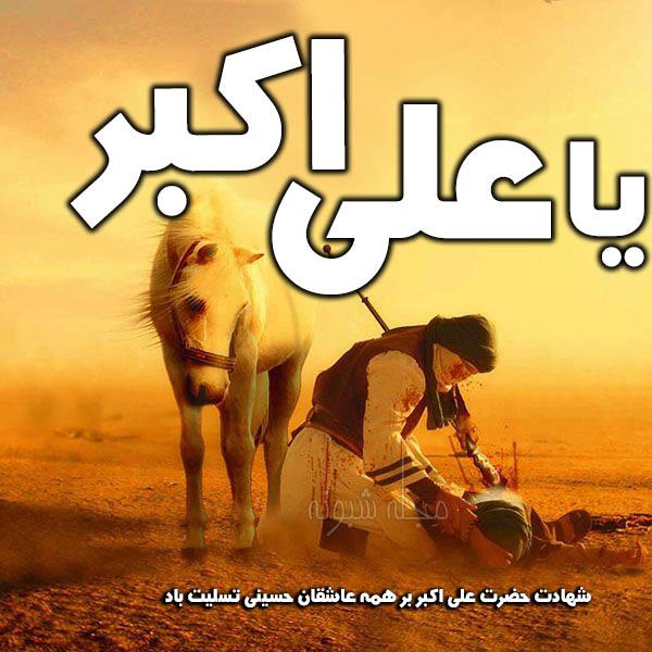 عکس یا علی اکبر ع 99 |عکس و تصاویر شهادت حضرت علی اکبر هشتم محرم