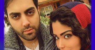 بهادر زمانی و همسرش | بهادر زمانی بازیگر نقش حضرت عباس در فیلم رستاخیز