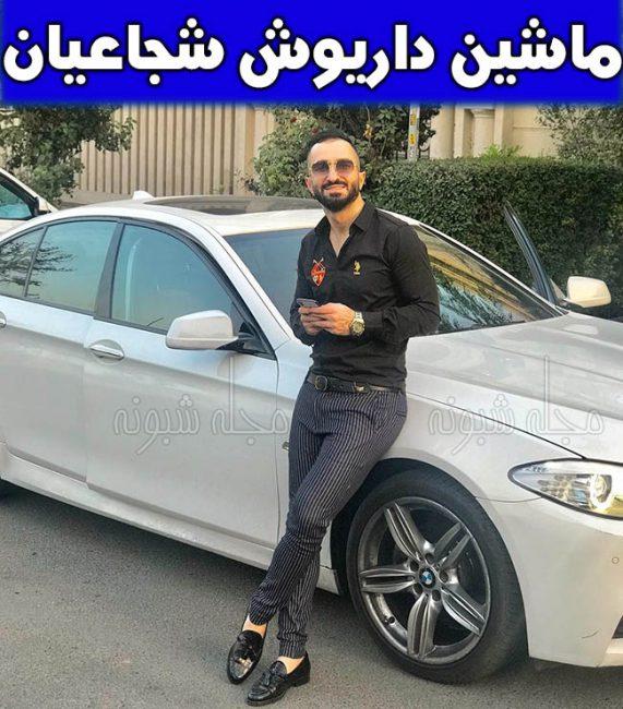 داریوش شجاعیان بازیکن استقلال | بیوگرافی داريوش شجاعيان فوتبالیست