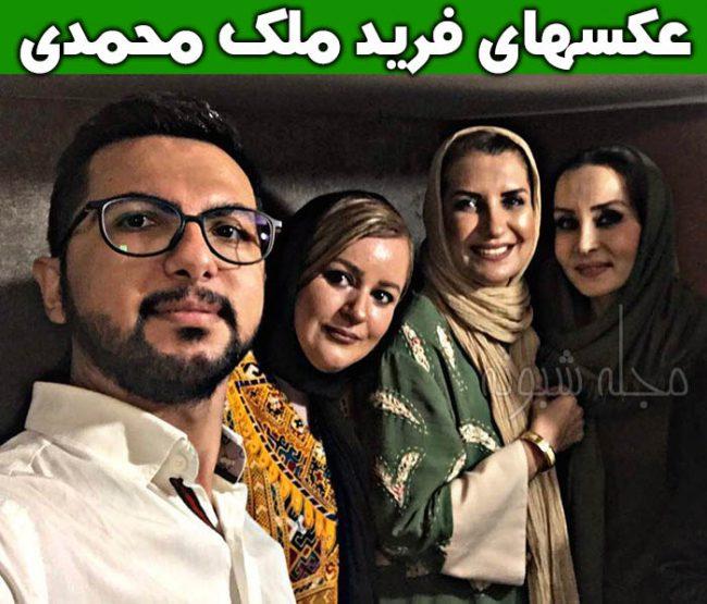 بیوگرافی عکس های فرید ملک محمدی بازیگر نقش پسر عمر سعد در سریال مختارنامه