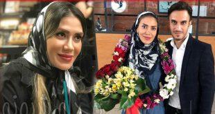 گلاره ناظمی داور | بیوگرافی و عکس های گلاره ناظمی و همسرش + اینستاگرام