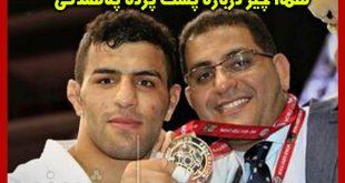 پناهندگی محمد منصوری سرمربی مستعفی تیم ملی جودو