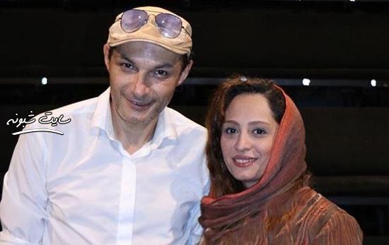 عکس رامین پرچمی بازیگر و همسرش شفق میرشب