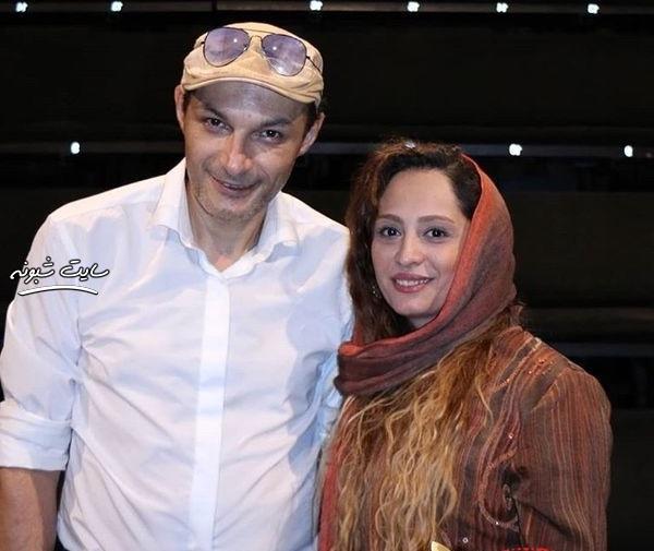 بیوگرافی شفق میرشب همسر رامین پرچمی