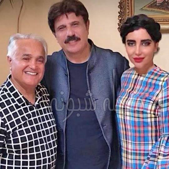 عکس های ستاره سعیدی همسر دوم بیژن مرتضوی| تصاویر شخصی ستاره سعیدی