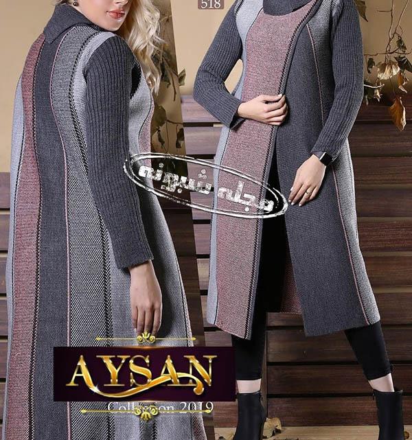 مدل های جدید پالتو زنانه ایرانی