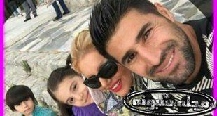 هاشم بیک زاده و همسرش + عکس و بیوگرافی هاشم بیگ زاده فوتبالیست سابق و مربی