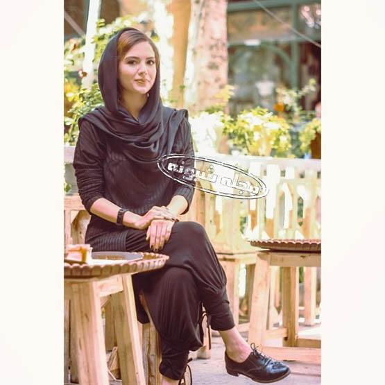 تصاور جنجالی آیدا نامجو بازیگر نقش شادی در سریال فوق لیسانسه ها +تصاویر