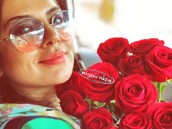 تصاویر شخصی آیدا نامجو بازیگر نقش شادی خواهر زن آقای امیری در فوق لیسانسه ها