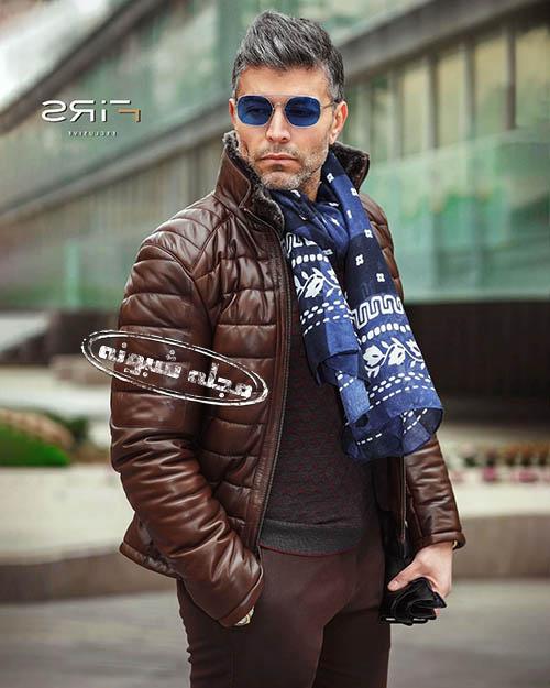 عکس های علي فرهنگي بازیگر نقش سیروان در سریال مانکن