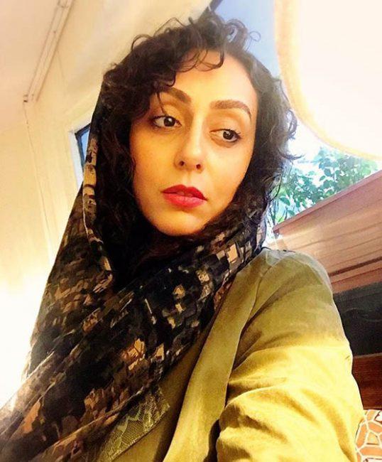 بازیگر نسرین در به رنگ خاک   عکسهای فریبا امینیان بازیگر نقش نسرین سریال به رنگ خاک