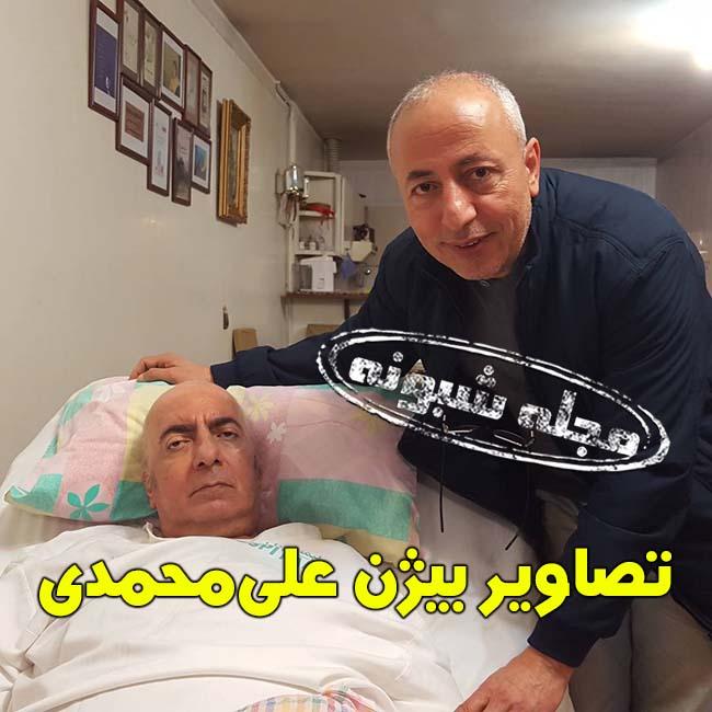 علت درگذشت بیژن علی محمدی صدا پیشه و دوبلور + بیوگرافی بيژن علي محمدي صداپیشه امام خمینی
