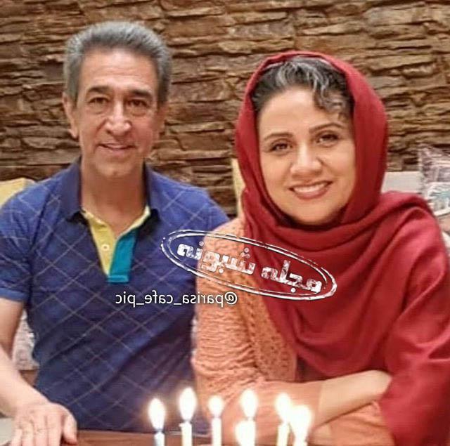 درگذشت مجيد اوجي همسر فلورا سام + تصاویر و عکس های شخصی