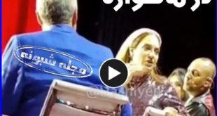اولین صحبت های مهناز افشار در مسابقه پرشیا گات تلنت +فیلم