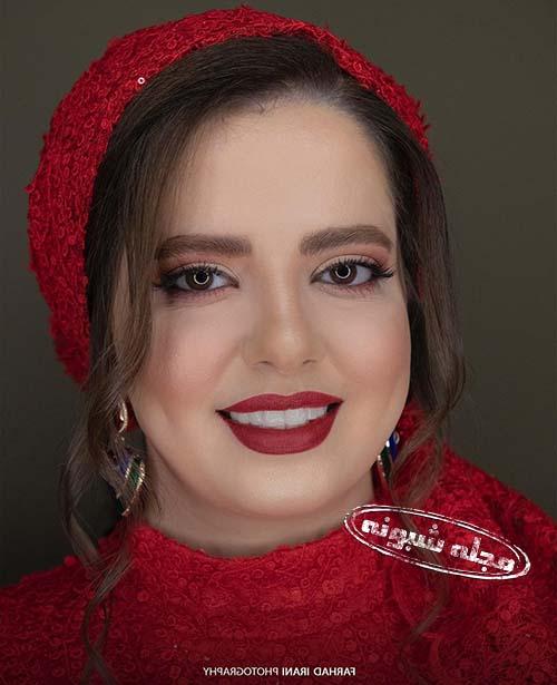 مهسا قنواتی کیست؟ عکس مدلینگ مهسا ایرانی همسر فرهاد ایرانی +اینستاگرام