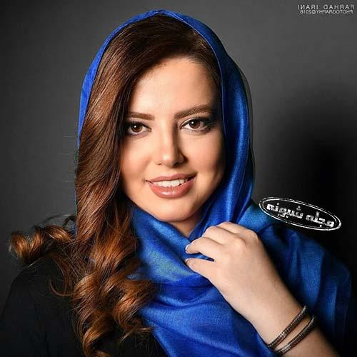 عکس مهسا قنواتی   بیوگرافی مهسا ایرانی همسر فرهاد ایرانی +اینستاگرام