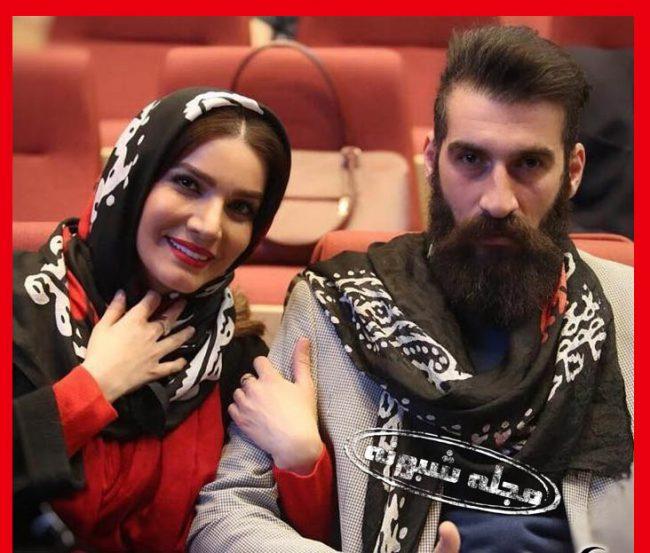 متین ستوده و همسرش بازیگر نقش ترانه در سریال فوق لیسانسه ها +تصاویر جنجالی و بیوگرافی