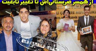 مهدی خدابخشی تکواندو کار و همسرش | تغییر تابعیت و پناهندگی و بیوگرافی مهدي خدابخشي