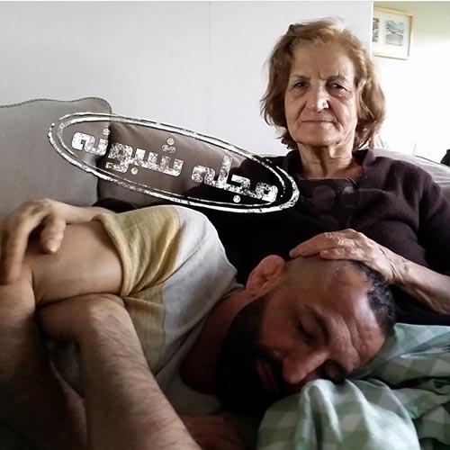 رضا مددی رزمی کار ترکیبی ام ام ای   بیوگرافی و عکس رضا مددي و همسرش یو اف سی