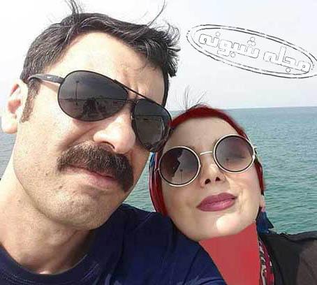 رویا میرعلمی و همسرش حسین کیانی + بیوگرافی