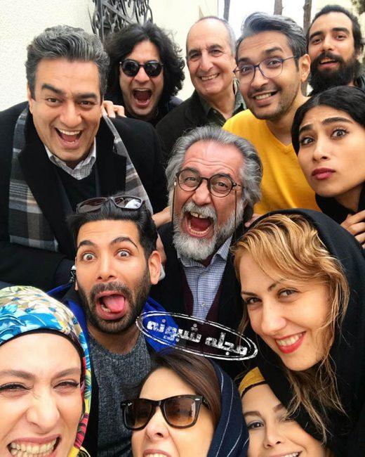 سام نوری | بیوگرافی سام نوری بازیگر سینا در سریال فوق لیسانسه ها