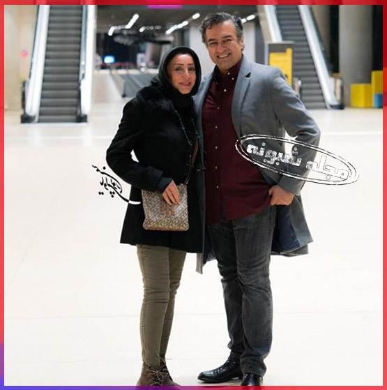 سام نوری و همسرش | بیوگرافی سام نوری بازیگر نقش سینا در سریال فوق لیسانسه ها