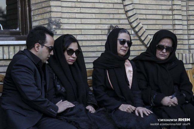 مراسم ختم و ترحیم مجید اوجی