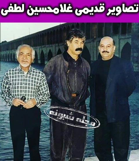 عکس قدیمی غلامحسین لطفی بازیگر و کارگردان (بیوگرافی و علت ازدواج نکردن)