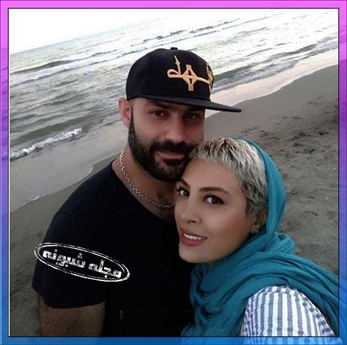 بیوگرافی حدیثه تهرانی بازیگر و همسرش کیان مقدم +عکس جنجالی