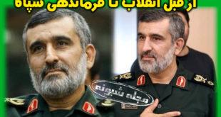 ترور و شهادت حاجی زاده فرمانده سپاه +بیوگرافی امیرعلی حاجی زاده
