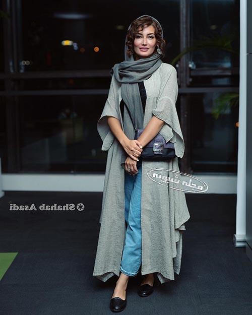 تیپ جنجالی مهسا باقری بازیگر و همسرش + تصاویر شخصی