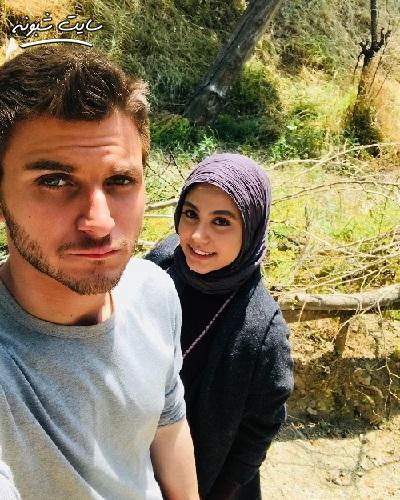 بیوگرافی مرضیه موسوی بازیگر نقش آرزو و هاشم در سریال از سرنوشت +عکس