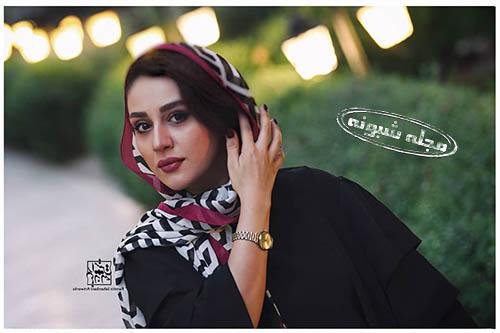بیوگرافی بازیگر نقش مه لقا (مهلقا) در سریال از سرنوشت +تصاویر میترا رفیع