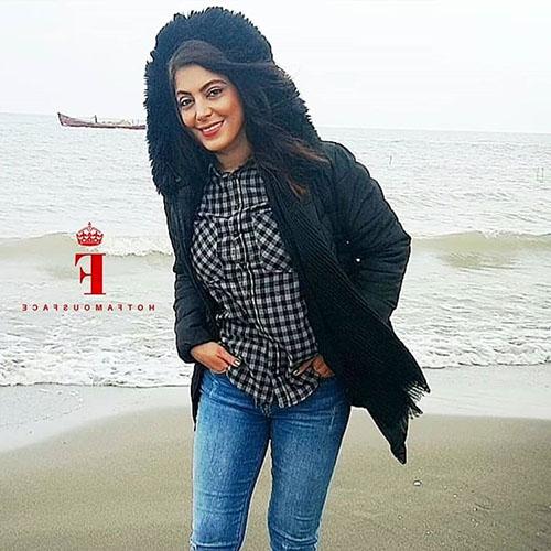 """عکس های جنجالی بازیگر نقش شکوفه در سریال وارش """"نیلوفر شهیدی"""""""
