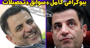بازداشت علی اصغر پیوندی رئیس حلال احمر +بیوگرافی و سوابق