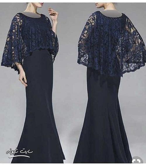 مدل لباس مجلسی گیپور جدید و شیک 2020 + قیمت