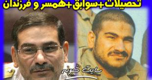 علی شمخانی کیست؟ بیوگرافی علي شمخاني دبیر شورای عالی امنیت ملی